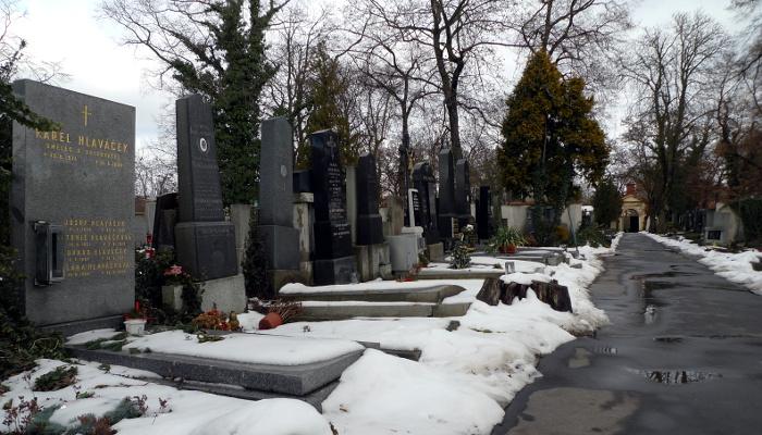 Hrob Karla Hlaváčka