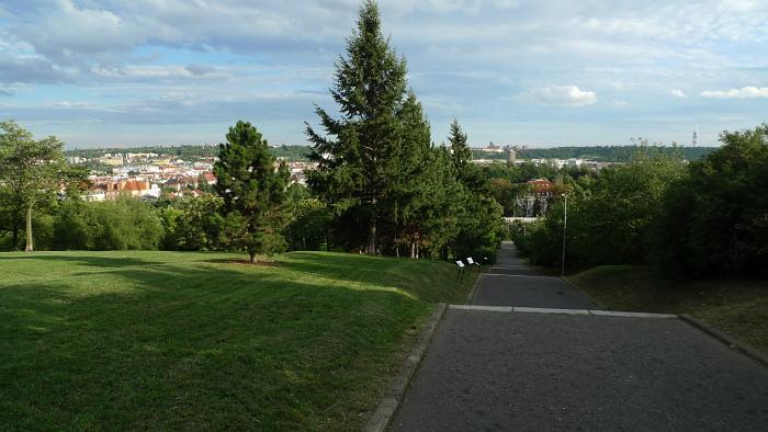 Park Pod Korábem