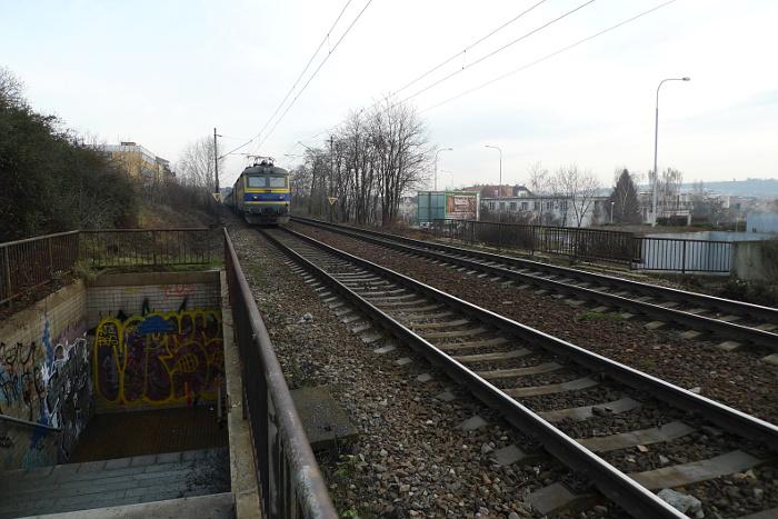 Podchod pod tratí